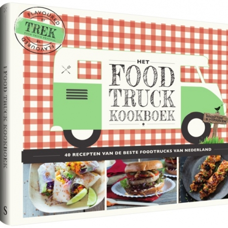 Het Food Truck Kookboek is uit