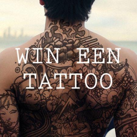 Saté-man x Stay Classy Tattoo