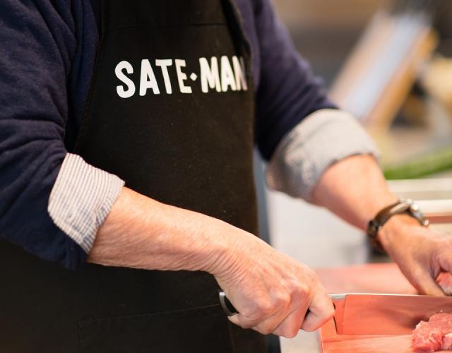 Unieke Saté-workshops
