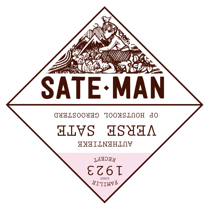 catering van Saté-Man